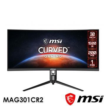 msi微星 Optix MAG301CR2 曲面電競螢幕