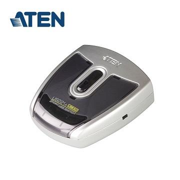 ATEN US221A 2埠USB 2.0週邊裝置切換器