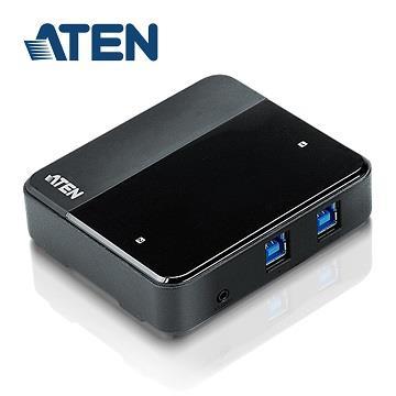 ATEN US234 4埠USB3.2 Gen1週邊分享切換器