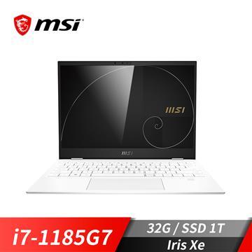 msi微星SummitE13FlipEvoA11MT-033TW筆電(i7-1185G7/32G/1T/W10P)