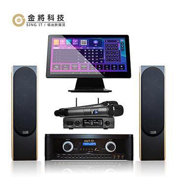 金將 KKPAD21.5吋安卓觸控屏美好音域卡拉OK