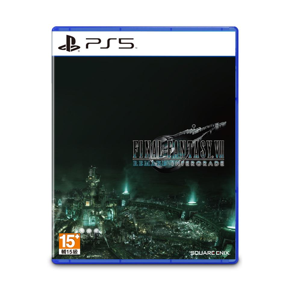 PS5 FINAL FANTASY VII 重製版 INTERGRADE