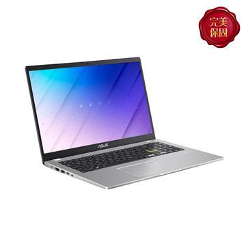 """華碩 ASUS Laptop E510 筆記型電腦15.6""""(N4120/4GB/128GB) 夢幻白"""