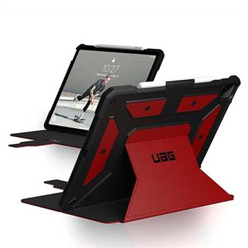 UAG iPad Pro 12.9吋(2021)耐衝擊保護殼-紅
