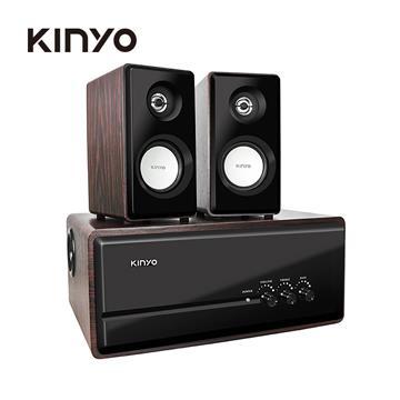 KINYO 2.1多媒體音箱