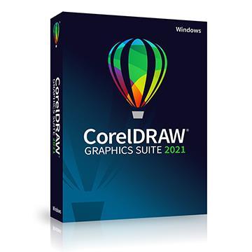 CorelDRAW Graphics Suite 2021中/英(Win)