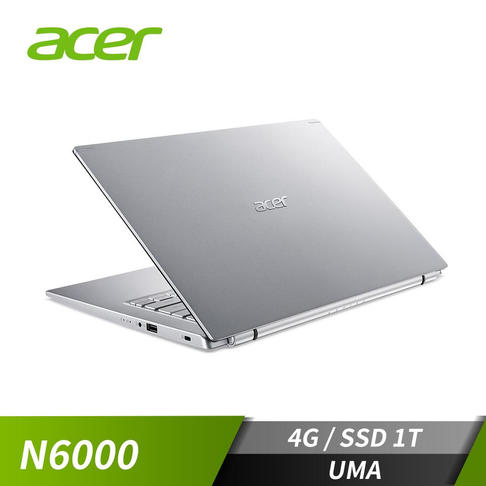 宏碁ACER 筆記型電腦-Aspire(N6000/4G/1T/W10)
