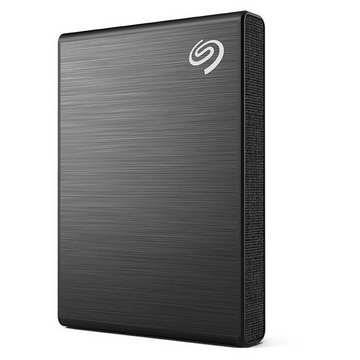 Seagate 1TB One Touch SSD 高速版-黑