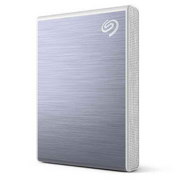 Seagate 1TB One Touch SSD 高速版-藍