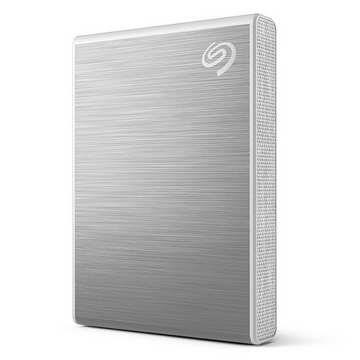 Seagate 1TB One Touch SSD 高速版-銀