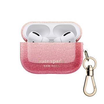 Kate Spade AirPods Pro保護套-漸層紅