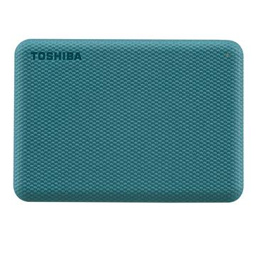 TOSHIBA 2.5吋 V10  4TB 行動硬碟(綠)