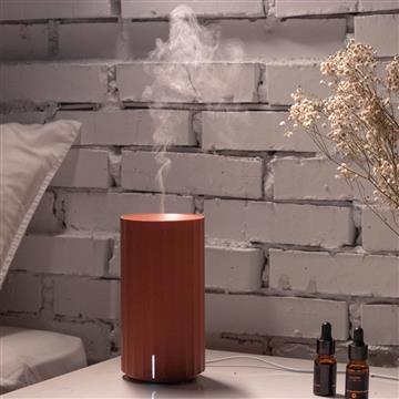 ROOMMI Ljus香氛水氧機-磚紅