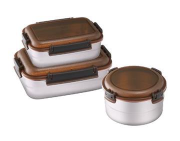 惠而浦贈品-掌廚可樂膳不鏽鋼保鮮盒3件組
