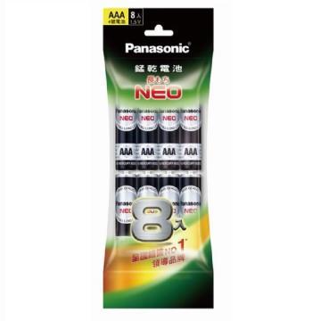 國際牌Panasonic 錳乾電池4號8入
