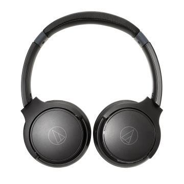 鐵三角 S220BT耳罩式藍牙耳機-黑