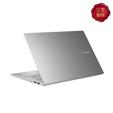 """華碩 ASUS VivoBook S15 筆記型電腦 15.6""""(i5-1135G7/16GB/512GB/MX350/Win10)閃電銀"""