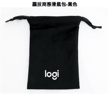 羅技商務滑鼠包-黑