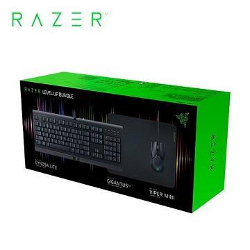 雷蛇 Razer Level Up Bundle 鍵盤/滑鼠/鼠墊組