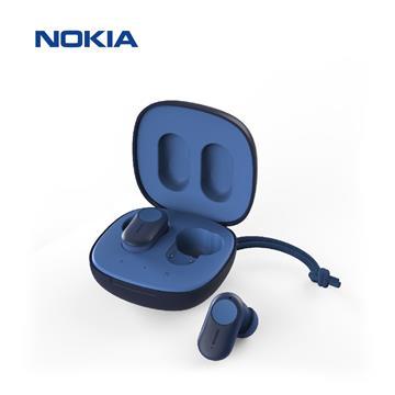 NOKIA P3802A真無線主動抗噪耳機-靜謐藍