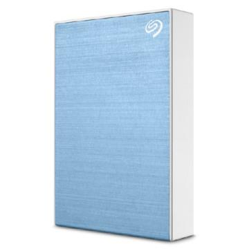 Seagate 4TB One Touch HDD 行動硬碟-藍
