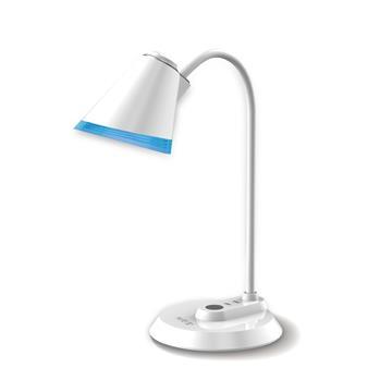 雄光照明HTT 三色溫LED護眼檯燈 白