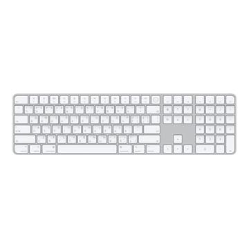 含 Touch ID 和數字鍵盤的巧控鍵盤,適用於配備 Apple 晶片的 Mac 機型- 中文 (注音)