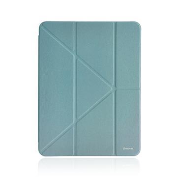 GNOVEL iPad10.9/11共用款多角度殼-湖水綠