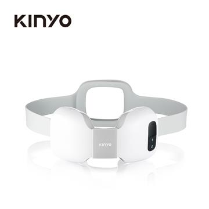 KINYO 無線4D肩頸按摩帶
