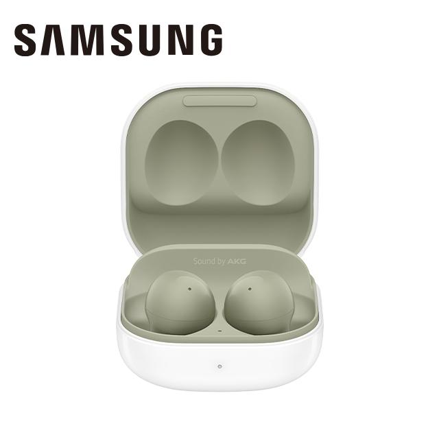 教育優惠|SAMSUNG Galaxy Buds2 橄欖綠