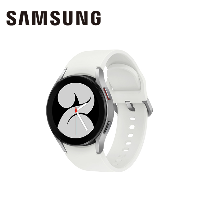 SAMSUNG Galaxy Watch4 40mm 鈦灰銀