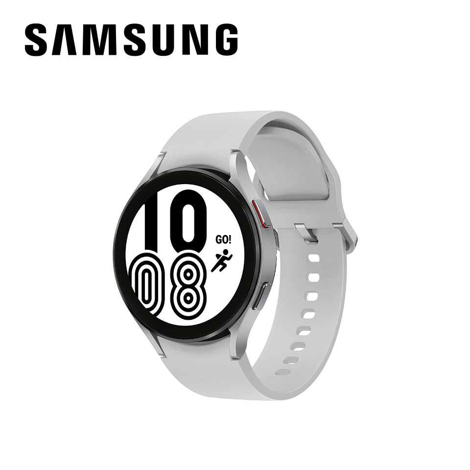 SAMSUNG Galaxy Watch4 44mm 鈦灰銀