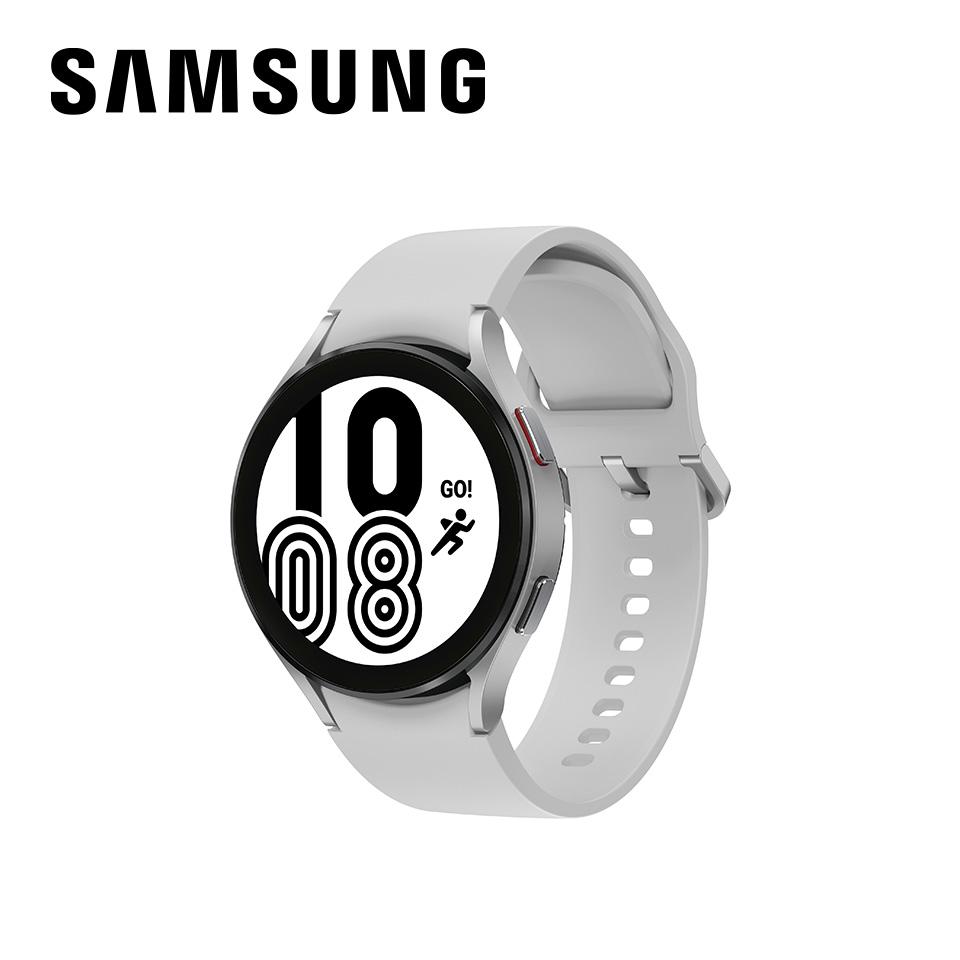 教育優惠|SAMSUNG Galaxy Watch4 44mm 鈦灰銀