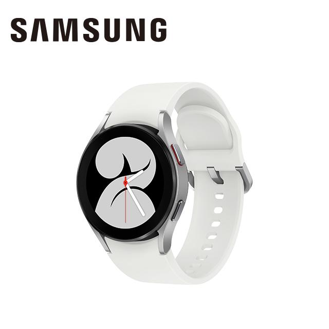 SAMSUNG Galaxy Watch4 LTE 40mm 鈦灰銀