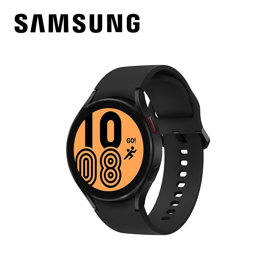 SAMSUNG Galaxy Watch4 LTE 44mm 幻影黑