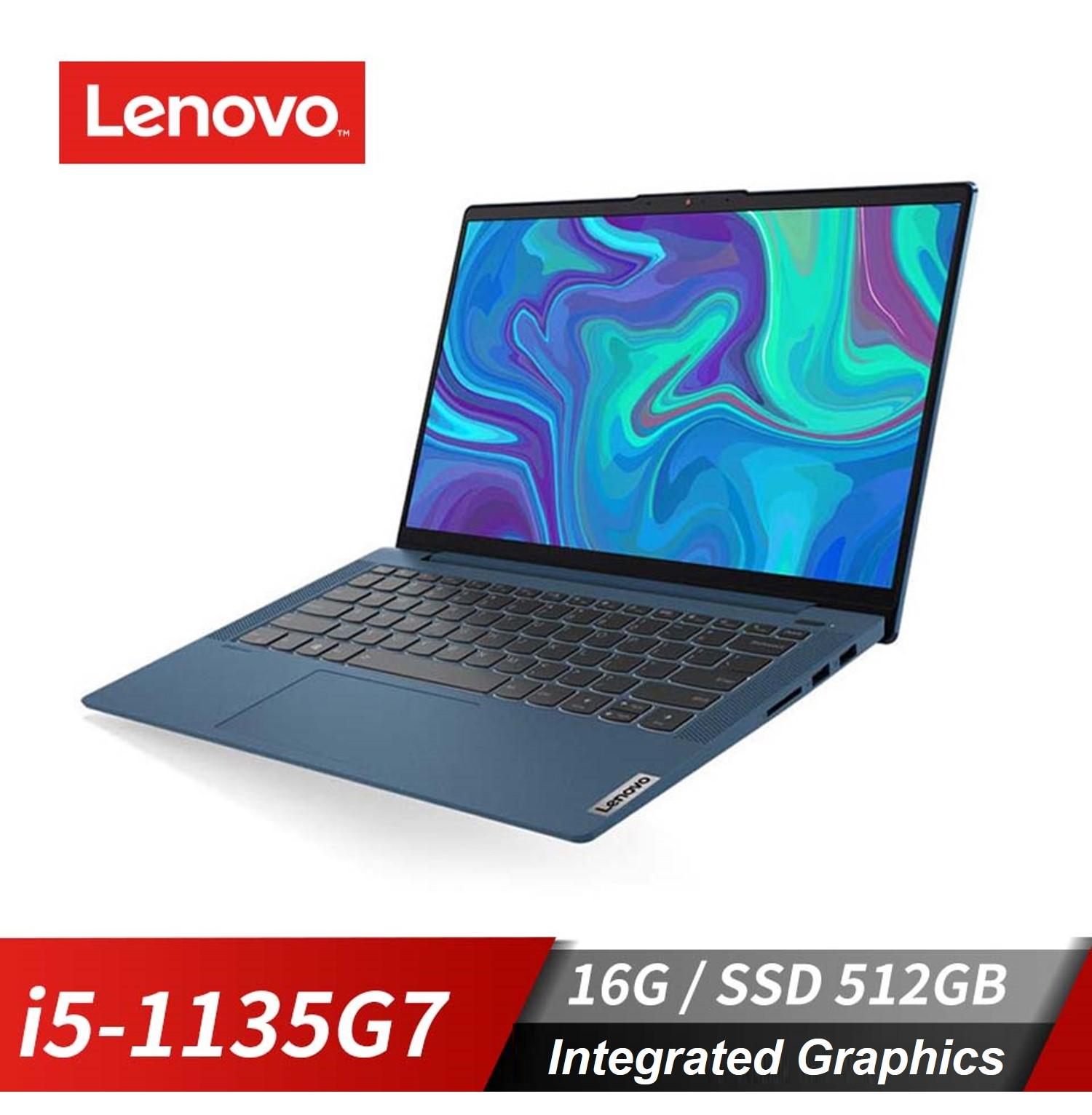 聯想Lenovo IdeaPad 筆記型電腦-Slim 5i(i5-1135G7/16G/512G/W10H)