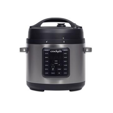 Crockpot 5.7L萬用壓力鍋(霧黑)