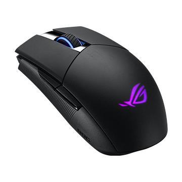 華碩 ASUS STRIX-IMPACT-II-WIRELESS雙模滑鼠-黑