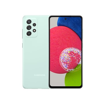 SAMSUNG Galaxy A52s 5G 6G/128G 漾綠豆豆