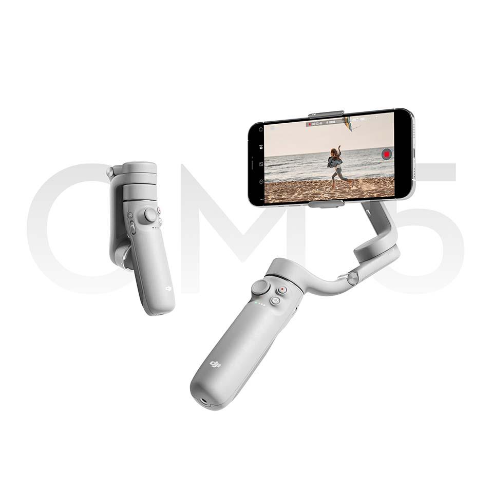 DJI OM5 雅典灰手持雲台套裝版