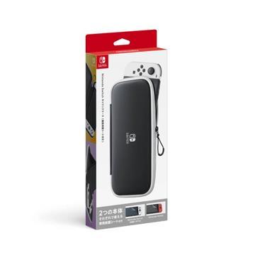Switch 攜行包-黑(附2款螢幕保護貼)