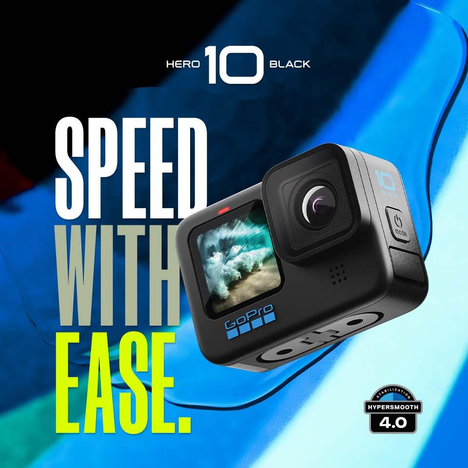 GoPro HERO10 Black 攝影機