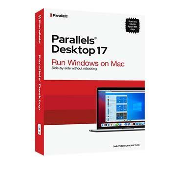 Parallels Desktop 17 for Mac 一年教育版