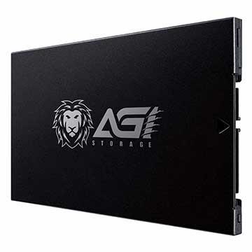 AGI AI138 256G SATA 2.5吋固態硬碟
