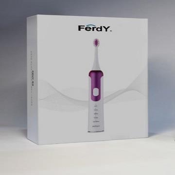 日立贈品-美國Fredy音波電動牙刷組