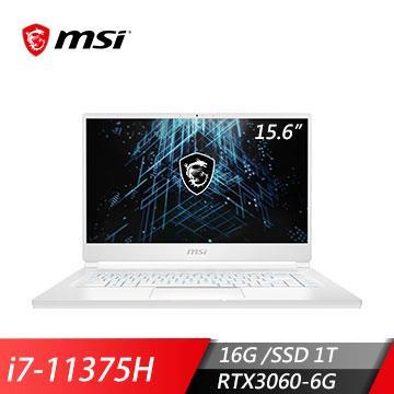 """微星MSI Stealth 15M 電競筆電 15.6""""(i7-11375H/16G/1T/RTX3060/W10)"""