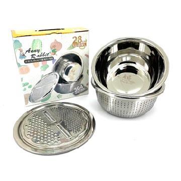 東元贈品-安妮兔28CM不鏽鋼料理鍋