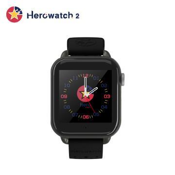 Herowatch 2 4G兒童智慧手錶-騎士黑