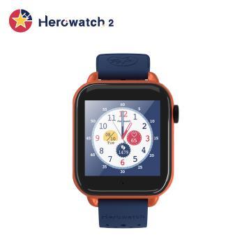 Herowatch 2 4G兒童智慧手錶-怪盜藍