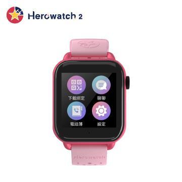 Herowatch 2 4G兒童智慧手錶-人魚粉